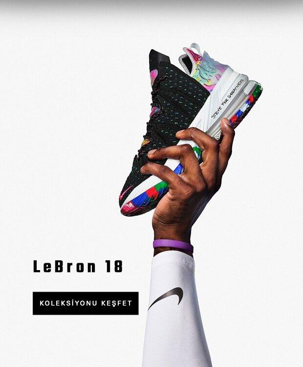 Lebron 18 Modelleri