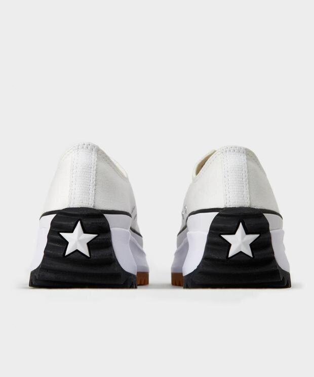 Converse Run Star Hike Platform