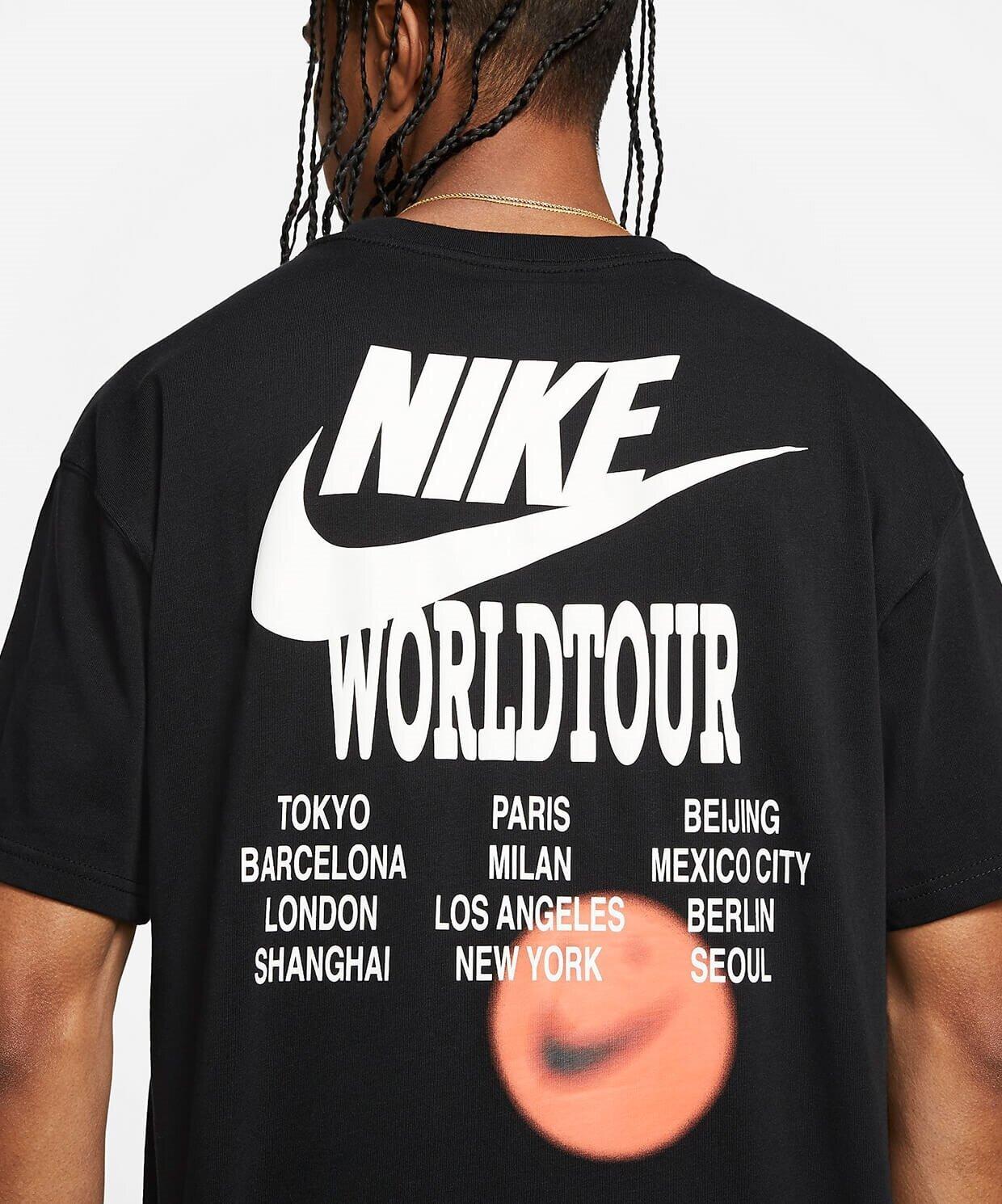 Nike M Nsw Tee World Tour 2