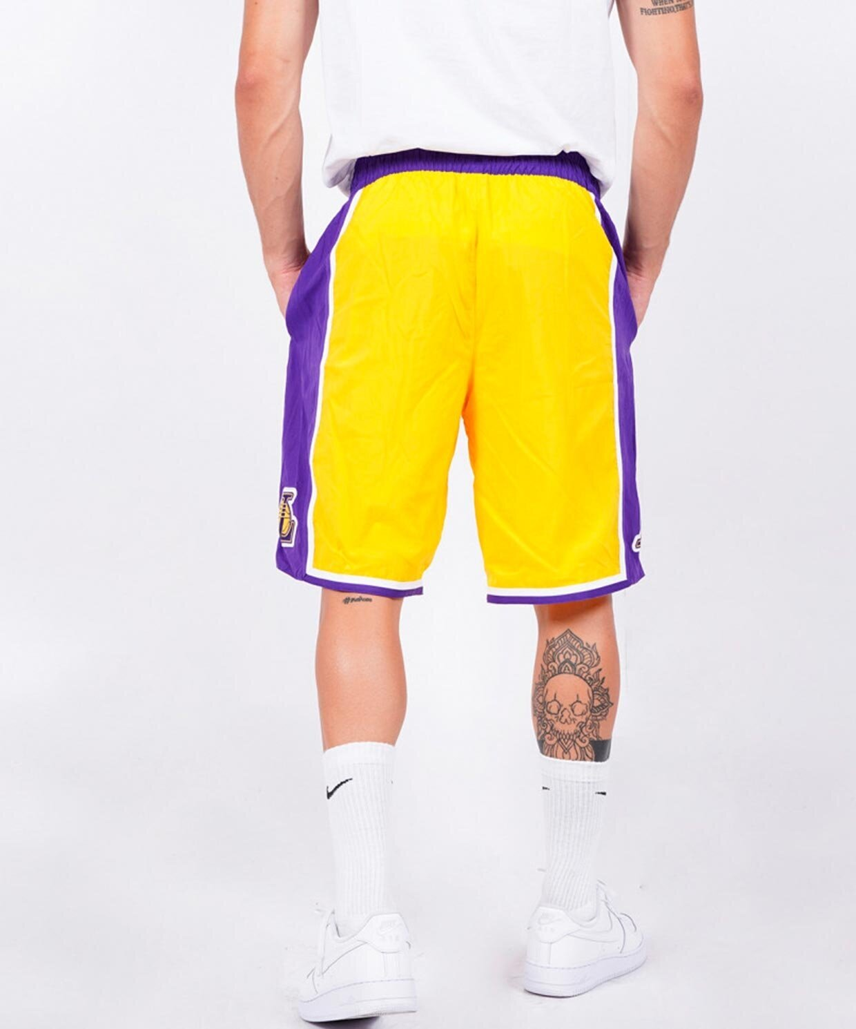 Nike Los Angeles Lakers M  Short Cts Hrtg NBA