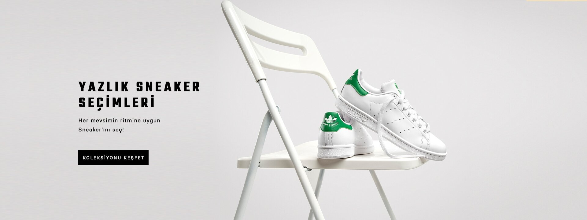Yazlık Sneaker Kadın