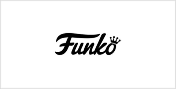 FUNKO marka logoları