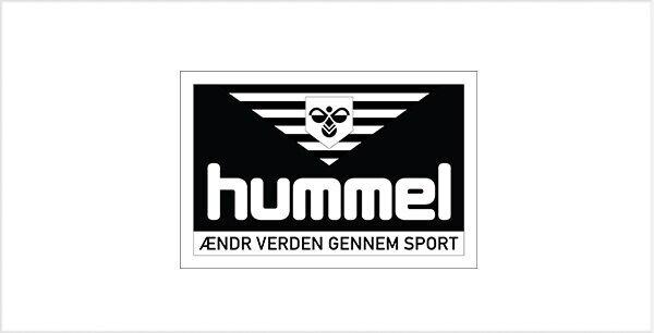 HUMMEL marka logoları