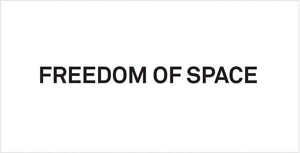 FREEDOM OF SPACE marka logoları