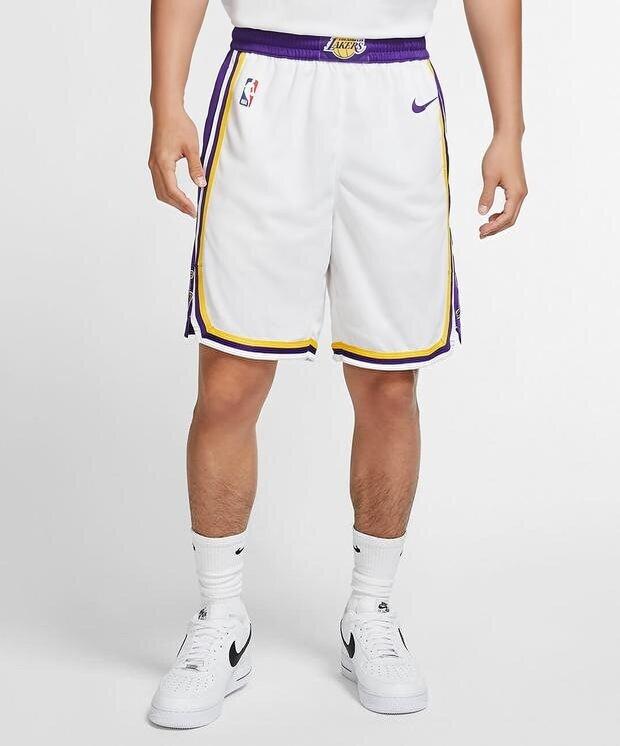 Resim Nike Los Angeles Lakers M  Swgmn Short Home NBA