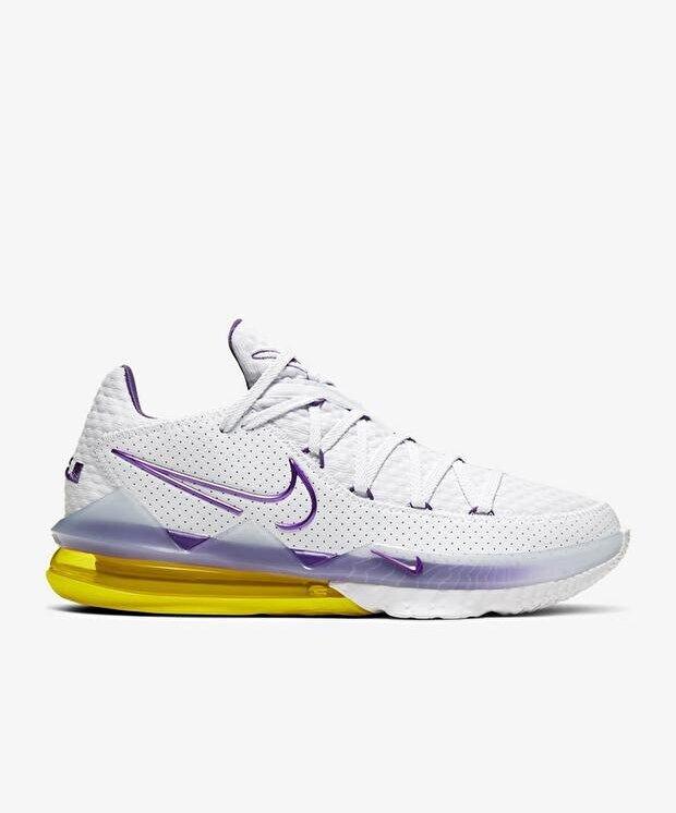 Resim Nike Lebron XVII Low