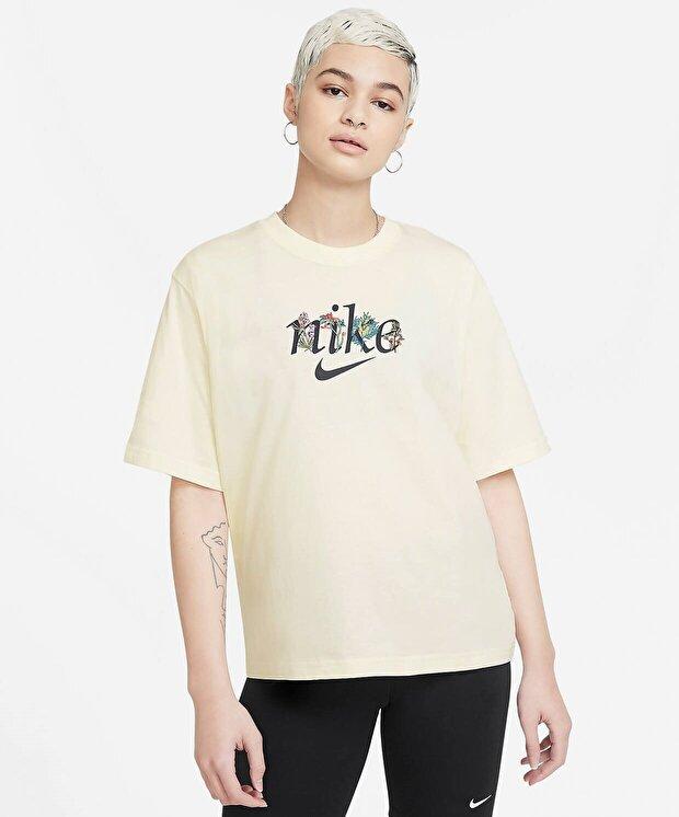 Resim Nike W Nsw Tee Boxy Nature