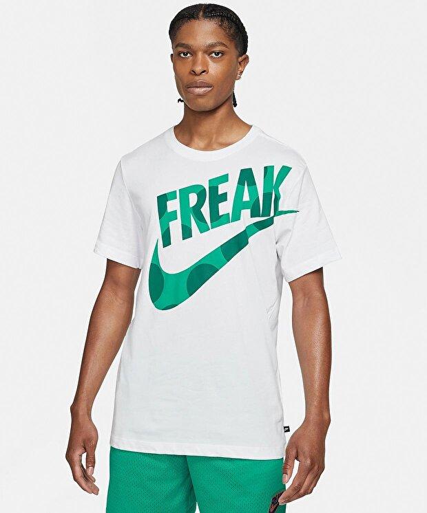 Resim Nike Ga M  Df Freak Print Ss Tee
