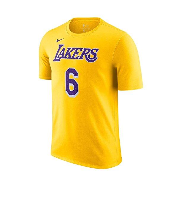 Resim Nike Los Angeles Lakers M  Tee Es NBA