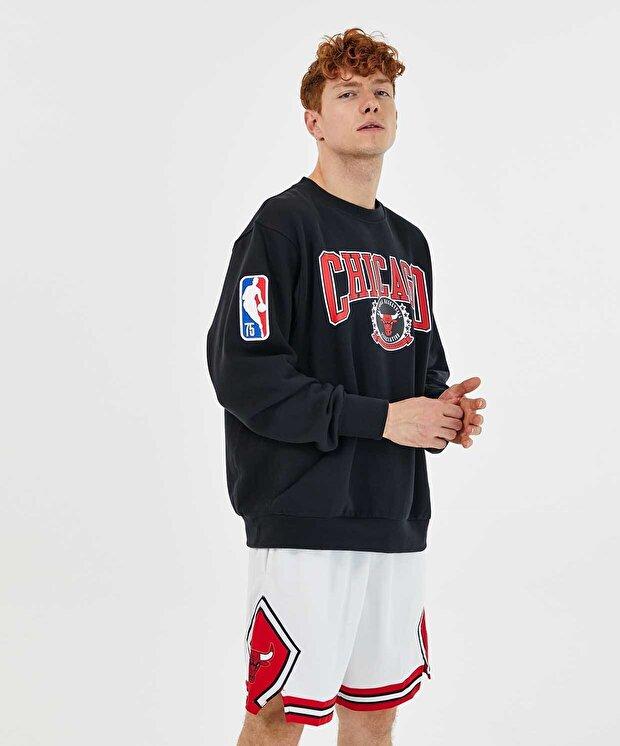 Resim Nike CHi M  Flc Crew Cts 75